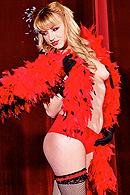Brazzers porn movie - Belle of the Burlesque