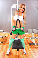 Gym Nasties sex video