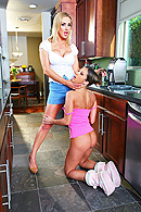 Top pornstar Isabella Sky, Tanya Tate