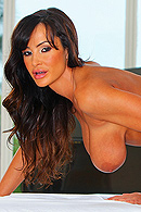 Top pornstar Lisa Ann, Scott Nails