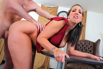 Kelly Divine porn stars video from Pornstars Punishment