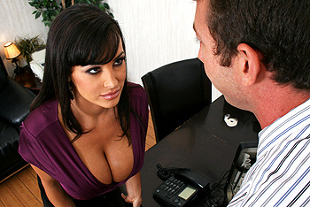 Lisa Ann big boobs video from Big Tits at Work