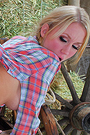 Madison Scott finds her happiest days in a barn where she has a way of making milk taste the perfect blend. In this cream filled scene, we learn Madison can not only take a cock up her asshole but her asshole can suck in a load of cum in any amount. from Brazzers Network