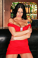 Simony is out for a night on the town to find some cock to satisfy her big butt. She ends up meeting a bartender who has the cock she's been looking for. Her ass gets oiled up real nice and fucked just right. from Brazzers Network