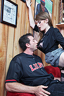 Faye has been a sports agent for years, her biggest signing being the acquisition of Jordan Ash to the Las Vegas Lions, however this was 6 years ago and Jordan is losing his steam. Faye cant make money out from him directly so she decides to bet against him on a huge game, Jordan soon finds out and the revolt begins. from Brazzers Network