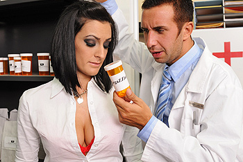Presley Maddox uniform fetish video from Doctor Adventures