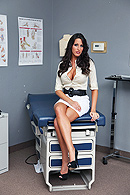 Kortney goes to a podiatrist to get her foot checked out. She explains to the doctor that she injured it giving a guy a foot job. The doctor is unaware of such an act, but finds it rather intriguing. He mends Kortney's foot in 2 seconds and then guess what? from Brazzers Network