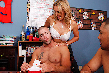 Tanya Tate big boobs video from Mommy Got Boobs