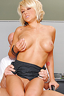 Brazzers video with Briana Blair, Johnny Sins