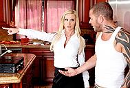 Nikki Benz, Britney Amber01