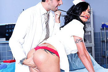Big Wet Butts &#8211; Jewels Jade &#8211; Nurse Booty