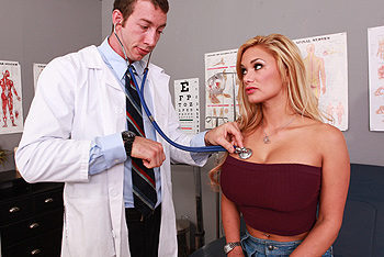 Shyla Stylez uniform fetish video from Doctor Adventures