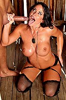 Savannah Stern is bummed out, she can't seem to find the proper motivation when she's at work. As a last resort, she decides to visit a fortune teller. Turns out that she played an important part in the survival of a small town saloon. The sheriff wanted to shut them down, all she had to do was turn him on. from Brazzers Network