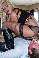 Skylar is bold, beautiful, and has an ass to die for...literally!  A killer-for-hire, she uses her big, juicy ass to swallow up her victims.  Could she have met her match now that Agent Ramon is on her trail?  It's her huge ass versus his big cock in this action packed anal adventure. from Brazzers Network