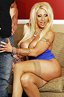 Candy Manson, Tommy Gunn on brazzers