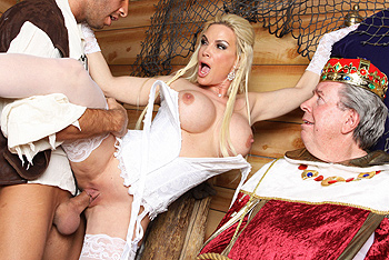 Pornstars Like it Big &#8211; Diamond Foxxx &#8211; Pirates On Deck