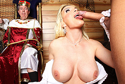 brazzers kylee king, pirates on deck