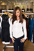 Lily Carter is your average American girl, all she ever wanted was a piece of the American dream and so she works as many jobs to keep up with her cell phone bills. Sales in a departmental store has proven to be quite the challenge as she finds herself one dissatisfied customer away from being fired. Johnny Sins who is also trying to get a piece of the American dream sees an opportunity to get laid. from Brazzers Network