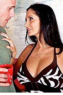 Ava Addams, Johnny Sins on brazzers