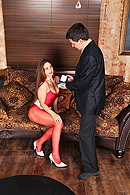 It has been a long time since Cathy and Steve have been able to get together for some rough sex because Steve's wife has been keeping a close eye on him. Tonight Cathy is ready to give up her ass and let me tell you its a beautiful thing. She's a nasty little slut with tricks regular wives would never think of. from Brazzers Network