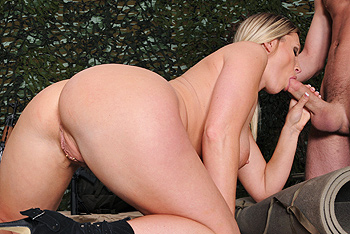 Big Wet Butts &#8211; Devon Lee &#8211; Military Booty
