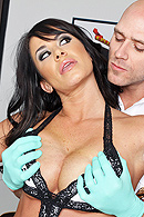 Brazzers porn movie - Airport Secur-Titty