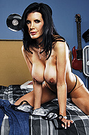 Shay Sights is one hot mom, and she's got some serious tits. When she comes to visit her son during her vacation, she can't help herself around his handsome roommate. But that's ok, he can't help himself either, especially not when he's got a face full of ta-tas every day. from Brazzers Network