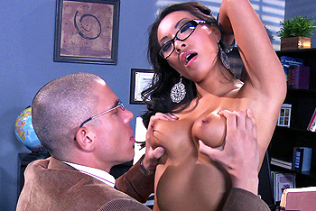 Asa Akira Ass to Mouth