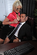 Amy Ried, Ramon on brazzers
