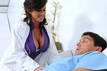 Veronica Avluv uniform fetish video from Doctor Adventures