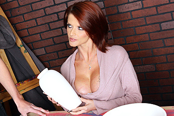 Joslyn James big boobs video from Mommy Got Boobs