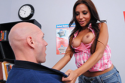 brazzers maureen, best tits of 2011: lela star