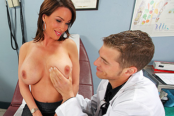 Diamond Foxxx networks video from Brazzers Network