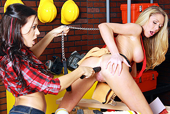 Brynn Tyler, Rachel Starr networks video from Brazzers Network