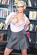 Librarian In Heat sex video