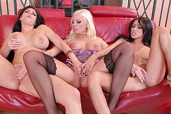 Hot And Mean &#8211; Breanne Benson &#8211; Britney Amber &#8211; MacKenzee Pierce &#8211; The Ladies Three