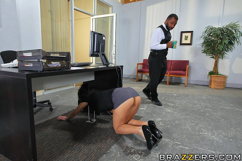 from Bode sample sex in the office