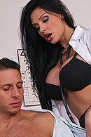 Aletta Ocean, Nick Lang on brazzers