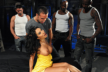 Asa Akira networks video from Brazzers Network