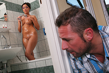 Angelica Heart networks video from Brazzers Network