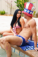 Audrey Bitoni, Danny Mountain on brazzers