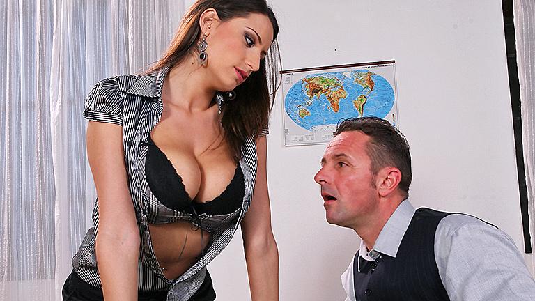 Huge boob porn stars