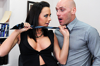 Chanel Preston big boobs video from Big Tits at Work