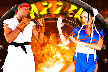 Katsuni networks video from Brazzers Network