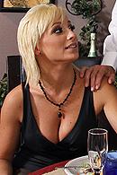 Brazzers porn movie - Lexi Swallows The Waiter