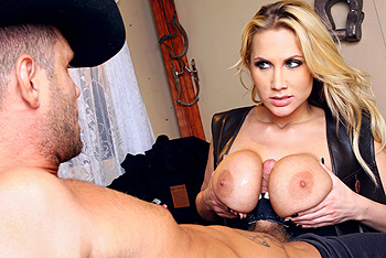 Pornstars Like it Big &#8211; Alanah Rae &#8211; Fistful Of Pussy