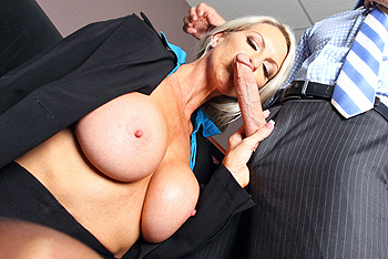 Emma Starr big boobs video from Big Tits at Work