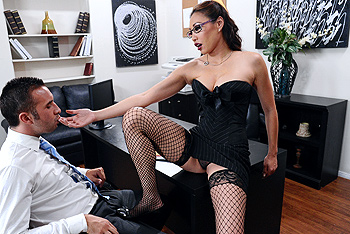Miko Lee networks video from Brazzers Network
