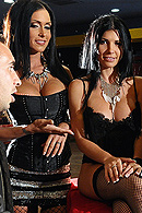 Jessica Jaymes, Rebeca Linares, Keiran Lee XXX clips