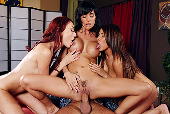 Hairy Pussy Being Fucked Hardcore At Group Fuck Action